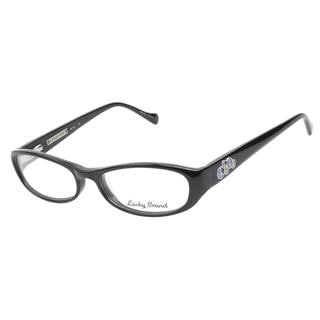 Lucky Lucy Black Prescription Eyeglasses