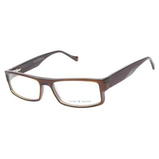 Lucky Jackson Brown Multi Prescription Eyeglasses