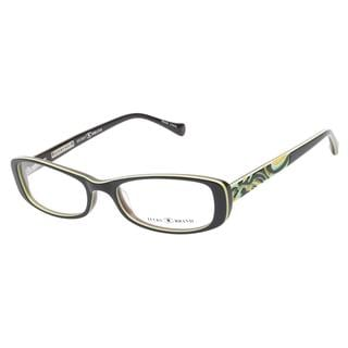 Lucky Abbey Black Green Mint Prescription Eyeglasses