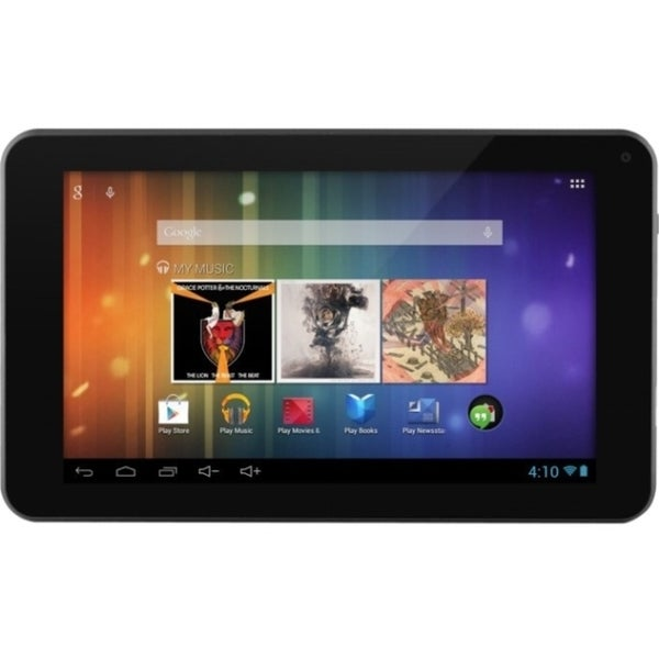 "Ematic EGD170 8 GB Tablet - 7"" - Wireless LAN - Dual-core (2 Core) 1."