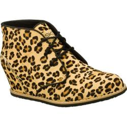 Women's Skechers SKCH Plus 3 Infiltrate Leopard