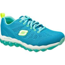 Women's Skechers Skech-Air Inspire Blue/Lime