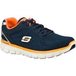 Men's Skechers Synergy Power Shield Navy/Orange