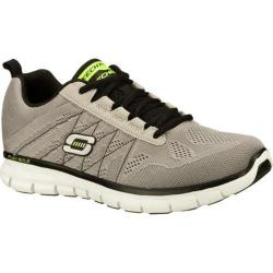 Men's Skechers Synergy Power Switch Light Gray/Black