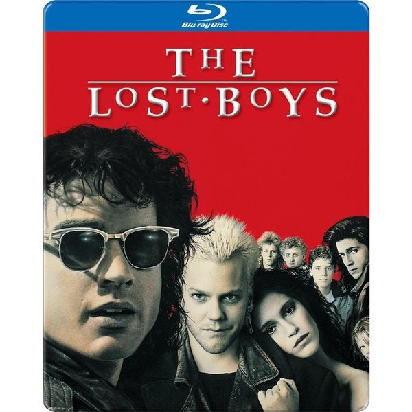 The Lost Boys Steelbook (Blu-ray Disc) 12452256
