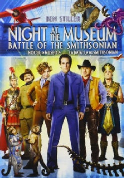Night At The Museum: Battle Of The Smithsonian (DVD)