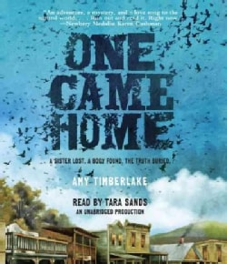 One Came Home: A Sister Lost, a Body Found, the Truth Buried (CD-Audio)