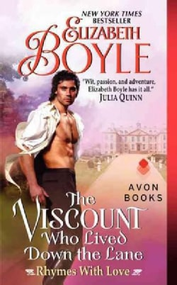 The Viscount Who Lived Down the Lane (Paperback)