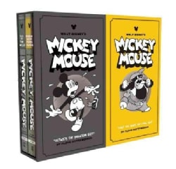 Walt Disney's Mickey Mouse: Outwits the Phantom Blot and Lost In Lands of Long Ago (Hardcover)