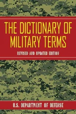 The Dictionary of Military Terms (Paperback)