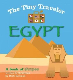 Egypt: A Book of Shapes (Board book)