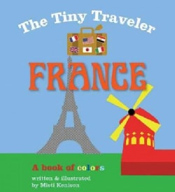 France: A Book of Colors (Board book)