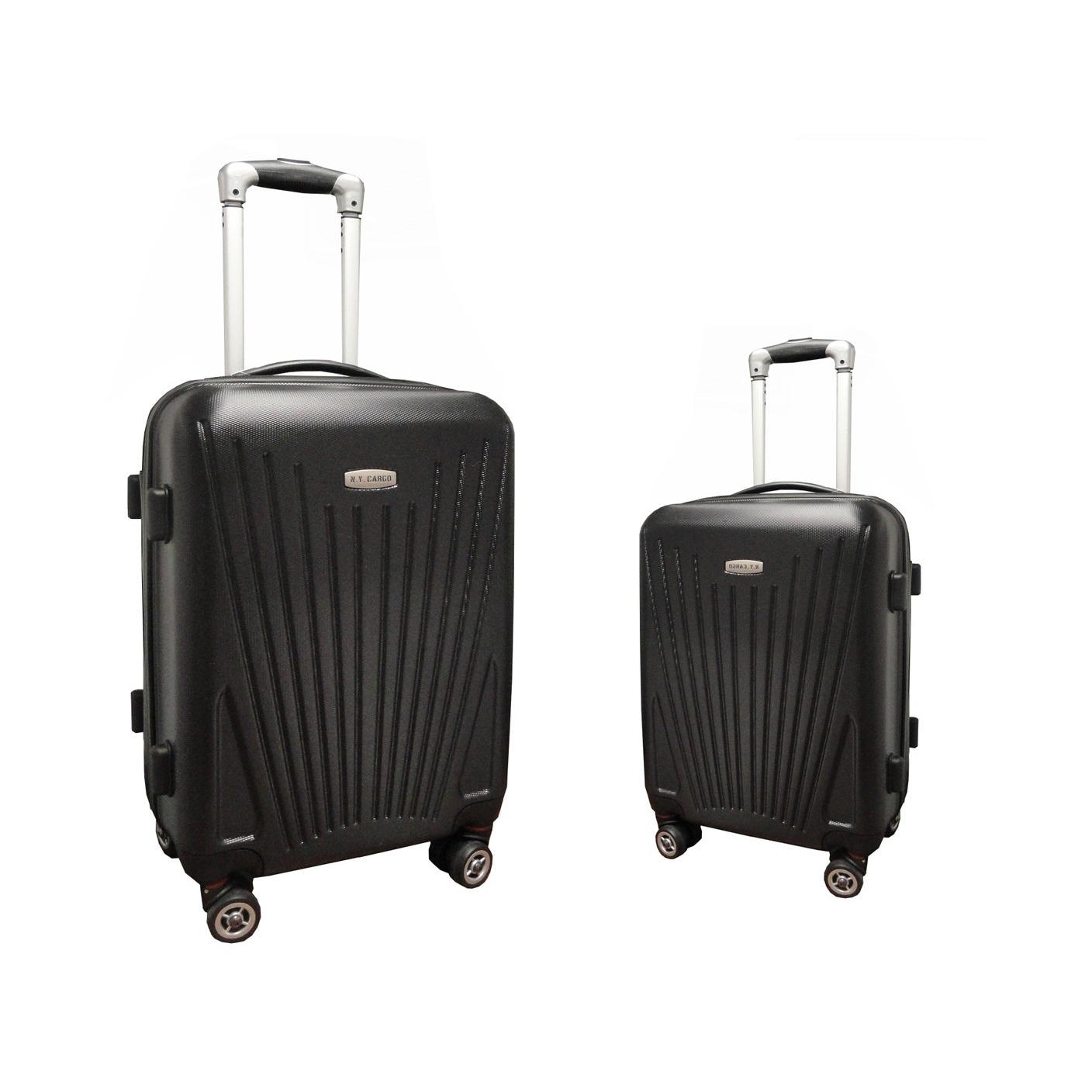 NY Cargo Hercules Cross Country 2-Piece Hardside Spinner Luggage Set at Sears.com