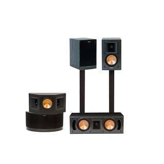 Klipsch RB-41II 5.0 Home Theater System