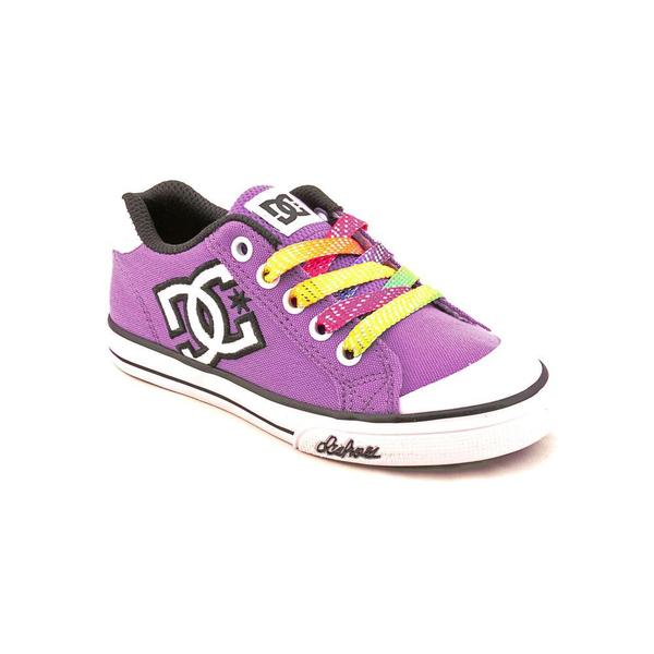 DC Girl (Youth) 'Chelsea Canvas' Canvas Athletic Shoe