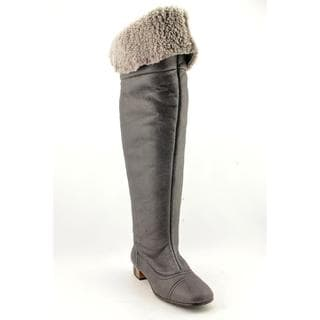 Bally Women's 'Wels Shearling' Leather Boots (Size 6 )