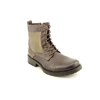 Steve Madden Men's 'P-Roamer' Leather Boots