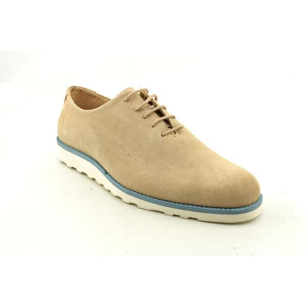 Moods of Norway Men's 'Farsund' Regular Suede Athletic Shoe (Size 10 )