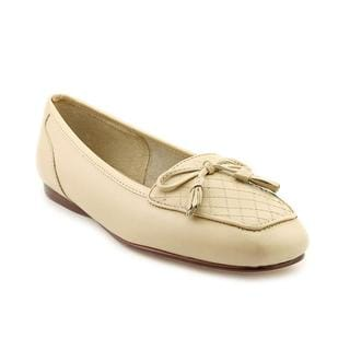 Enzo Angiolini Women's 'Lizzia' Leather Casual Shoes