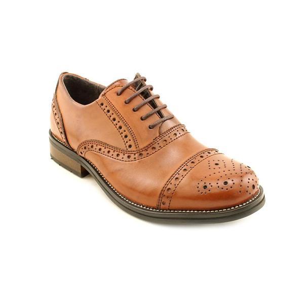 Steve Madden Men's 'Eddee 2' Leather Dress Shoes