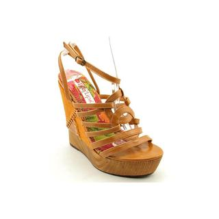 Two Lips Women's 'Instinct' Man-Made Sandals (Size 7 )
