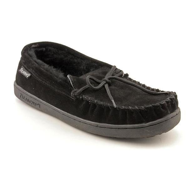Bearpaw Women's 'Moc II' Regular Suede Casual Shoes (Size 10 )