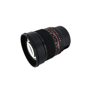 Rokinon Sony E-mount 85mm F1.4 Aspherical Lens