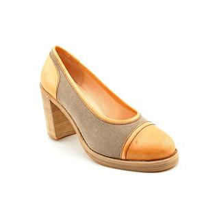 Swedish Hasbeens Women's 'Forest Pump' Fabric Dress Shoes
