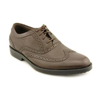 Rockport Men's 'Davinton' Leather Dress Shoes - Wide