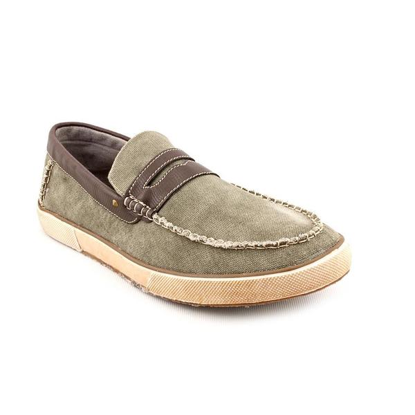 Steve Madden Men's 'Gomer' Fabric Casual Shoes