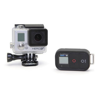GoPro HERO3+ Black Edition Waterproof WiFi Camera