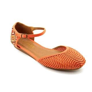 Rampage Women S Milian Synthetic Sandals Size 8 5