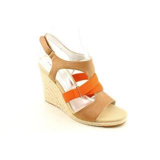 Tahari Women's 'Waverly' Leather Sandals (Size 8 )