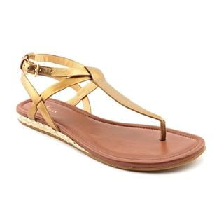 Cole Haan Women's 'Grove' Leather Sandals - Narrow (Size 6 )