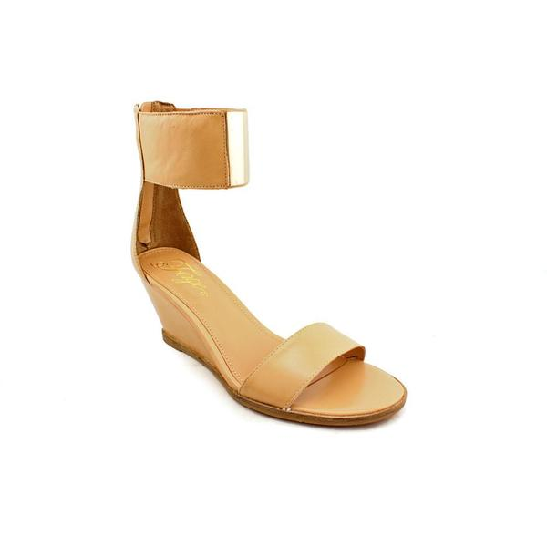 Fergie Women's 'Flint' Leather Sandals