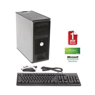 Dell OptiPlex 745 Core 2 Duo 1.86GHz 2048MB 160GB Win 7 Home Premium Mini Tower Computer (Refurbished)