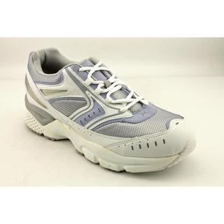 Aetrex Women's 'Reina' Leather Athletic Shoe - Wide (Size 6 )