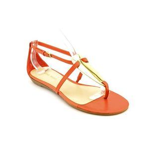 Nine West Women's 'Weslie' Leather Sandals (Size 9.5 )