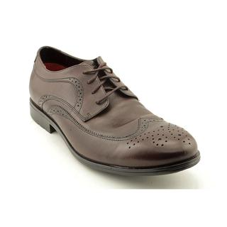 Rockport Men's 'Fairwood 2 Cap' Leather Casual Shoes (Size 12 )