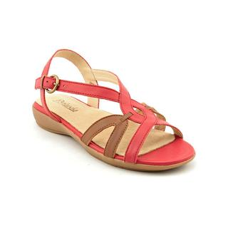 Portlandia Women's 'Tuscany' Leather Sandals