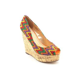 Diba Women's 'Car Laa' Basic Textile Sandals