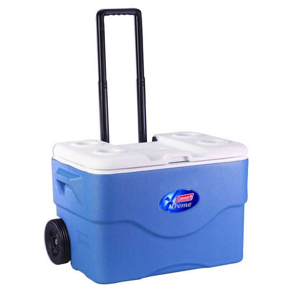 Coleman 75-quart Xtreme Blue Cooler