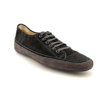 Emma Hope's Shoes Men's 'Crosta' Regular Suede Athletic Shoe