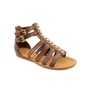 Marc Fisher Women's 'Grande' Leather Sandals (Size 6 )