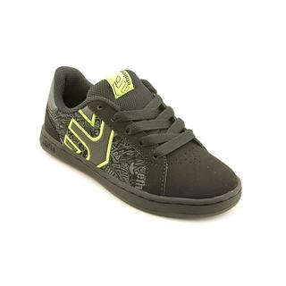 Etnies Boy (Youth) 'Kids Fader LS' Nubuck Athletic Shoe