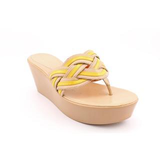 BCBGeneration Women's 'Nanah' Leather Sandals