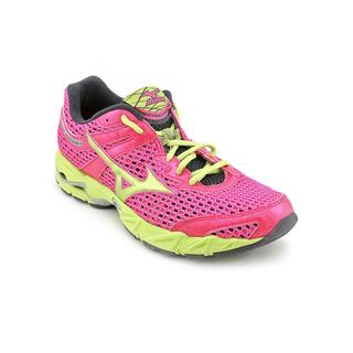 Mizuno Women's 'Wave Precision 13' Synthetic Athletic Shoe - Wide (Size 11 )