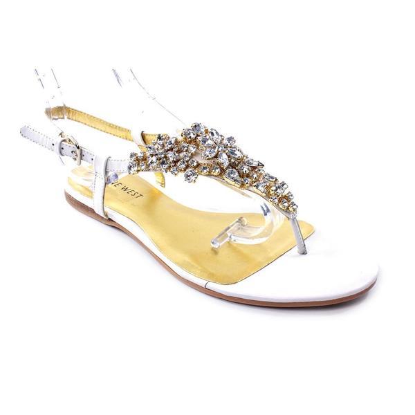Nine West Women's 'Seahorse' Leather Sandals