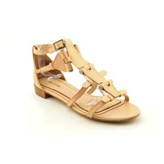 Pour La Victoire Women's 'Eleni' Leather Sandals (Size 7 )