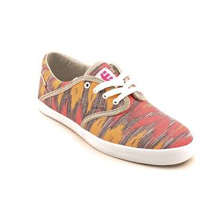Etnies Women's 'Caprice Eco' Hemp Athletic Shoe (Size 6 )